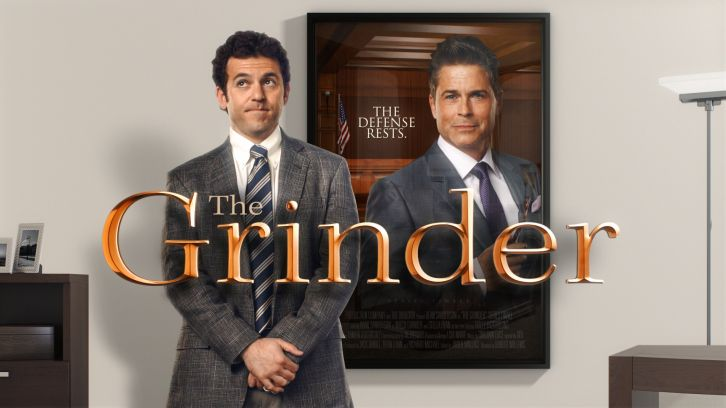 The Grinder - Rob Lowe confirms cancellation after one season