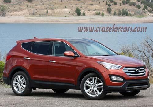 2013 Latest Hyundai's Santa Fe Sport
