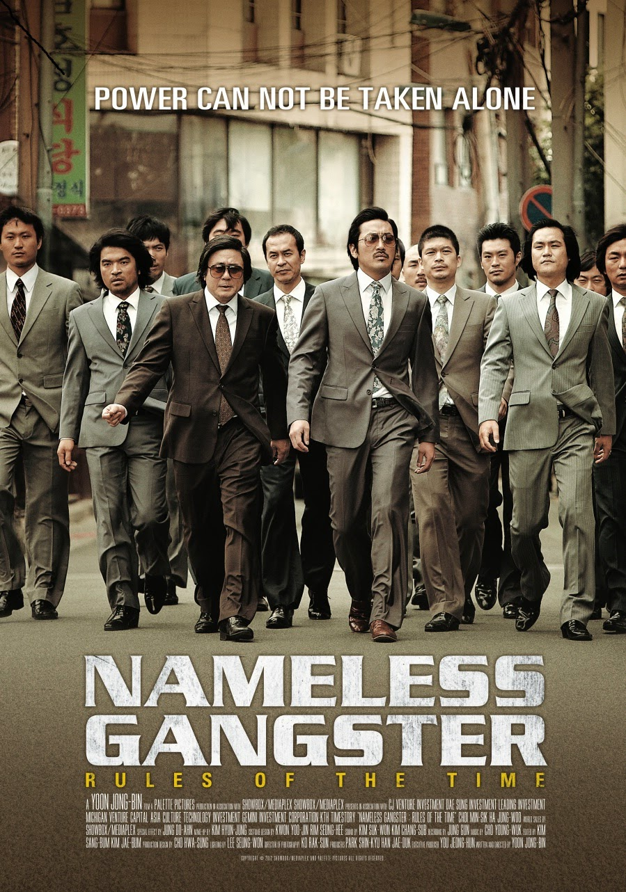 Download Nameless Gangster: Rules of the Time (2012) BluRay 720p