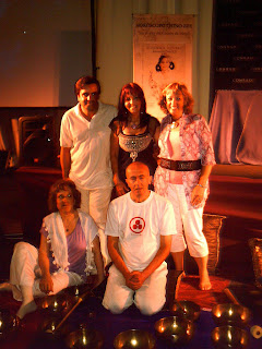 Presentación del libro Horoscopo Chino 2011 Ludovica Squirru,