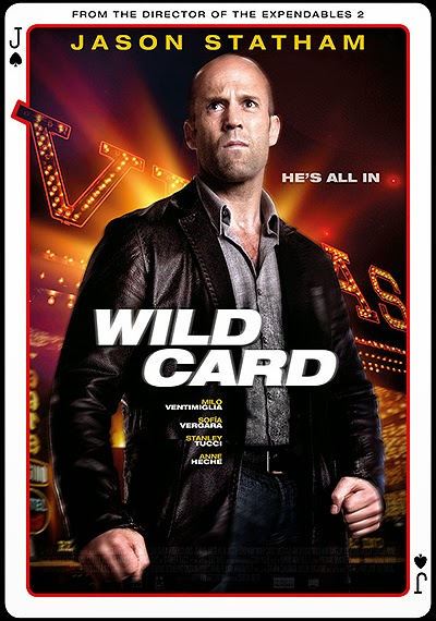 Poster for the film Wild Card