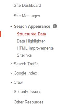 Google webmaster tools tutorials for blogger