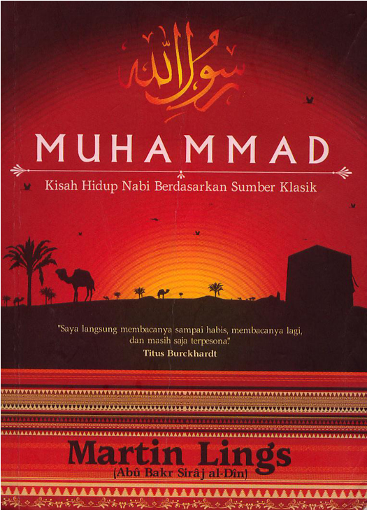 buku murah Muhammad: Kisah Hidup Nabi Berdasarkan Sumber Klasik