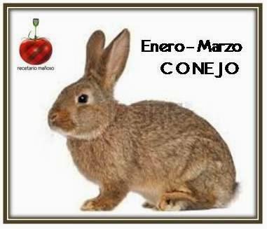 Invierno: Conejo, Borraja y Arroz