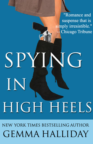 Book Review: Spying In High Heels