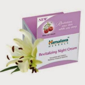 Amazon: Buy Himalaya Herbals Revitalizing Night Cream 50g at Rs.160 only