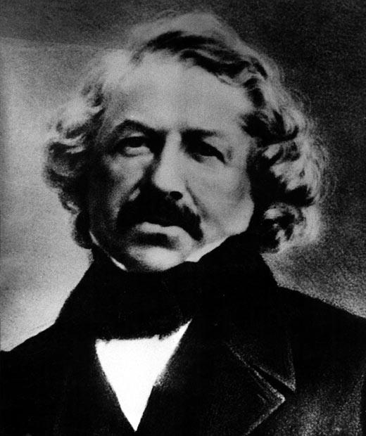 Louis Daguerre dan perintis-perintis fotografi