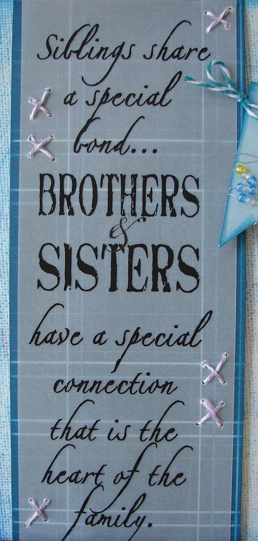 quotes about siblings - photo #8