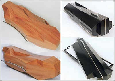 Stylish and Unusual Coffins