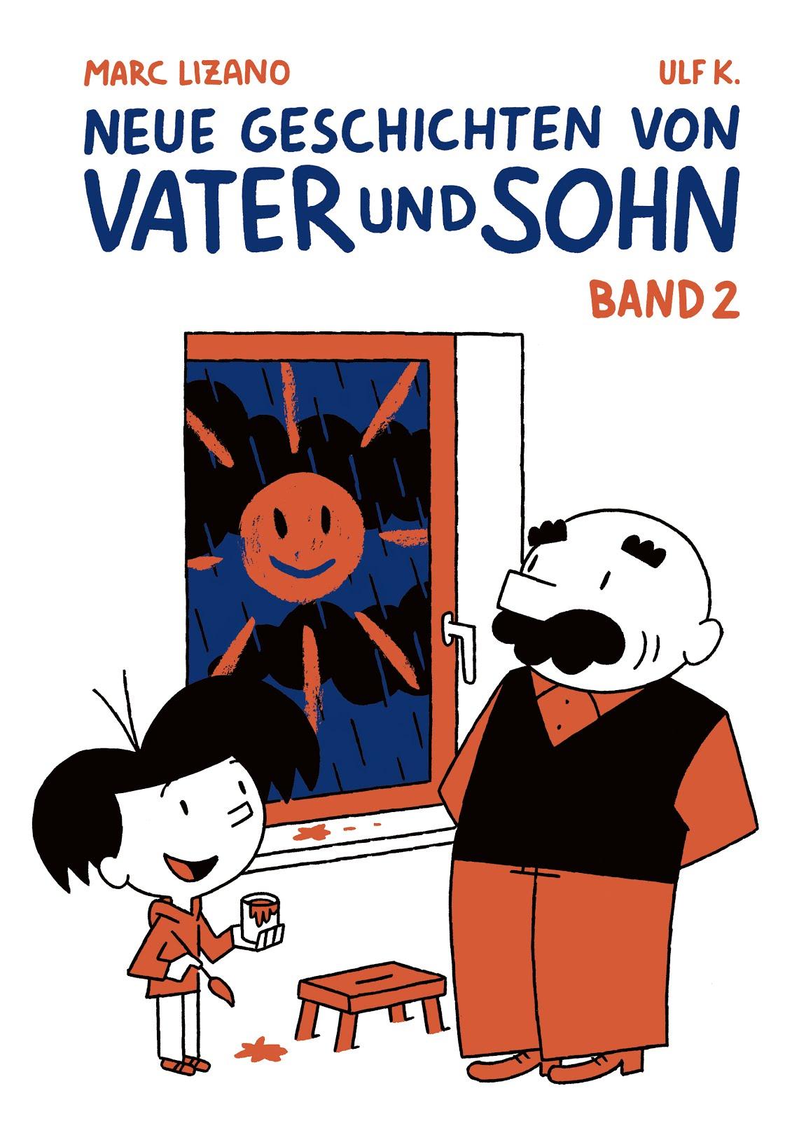 Neue Geschichten von Vater und Sohn, Band 2; 2016
