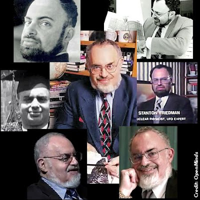 Stan Friedman Collage