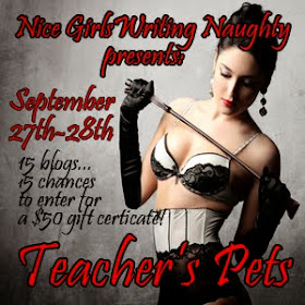 Nice Girl Writing Naughty's Contest!