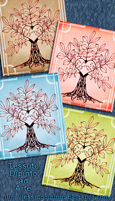 Colore sfumato per 4 proposte decorative da matrimonio