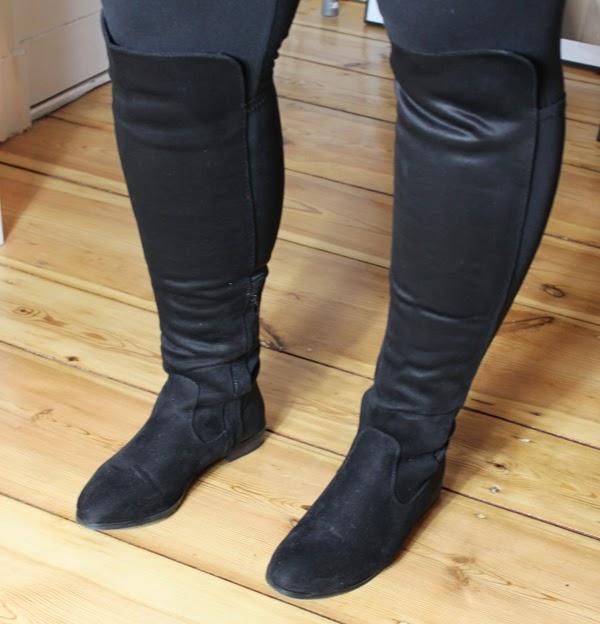 Stiefel von Deichmann