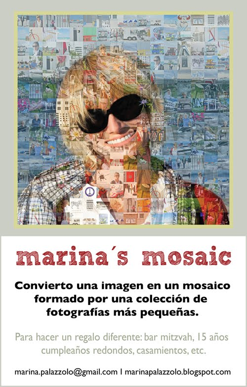 marina ´s mosaic
