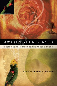 Beth's new book--Awaken Your Senses: Exercises in Exploring the Wonder of God