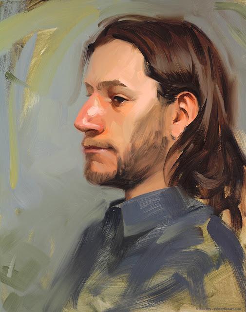Zeno by Rob Rey - robreyfineart.com