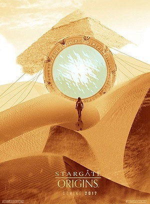 Stargate Origins - Legendada Séries Torrent Download capa