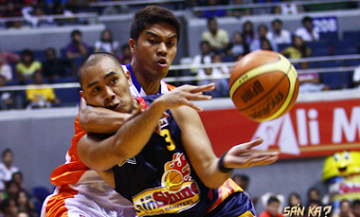 Bolts vs Painters