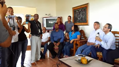 EN RIO SAN JUAN: Instalan oficina de Transito Terrestre