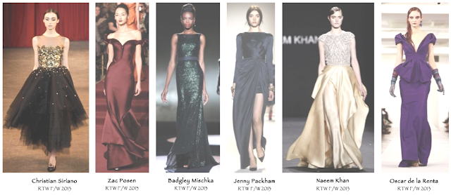 Cocochic Oscar Gown Contenders Fashion