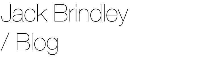 Jack Brindley