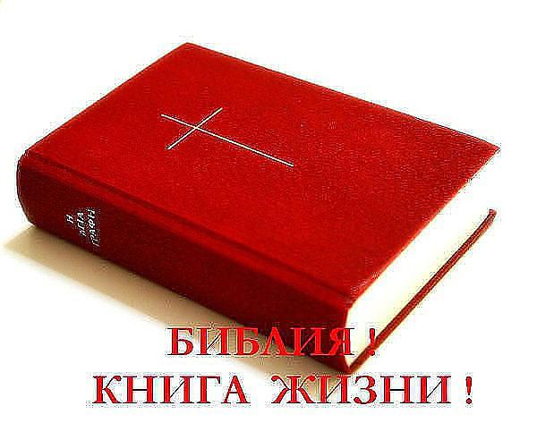 читать Библию чтение
