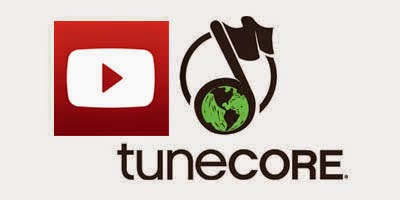 TuneCore's YouTube Money