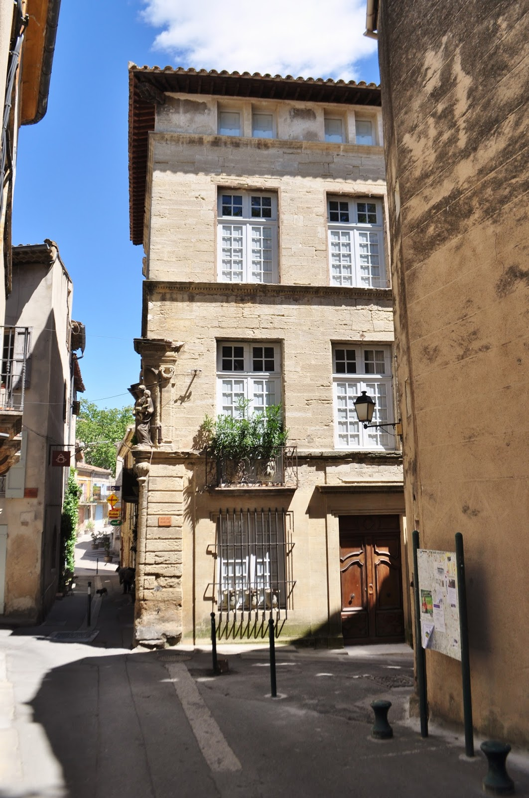our house in provence there is lots more to cucuron than just its basin