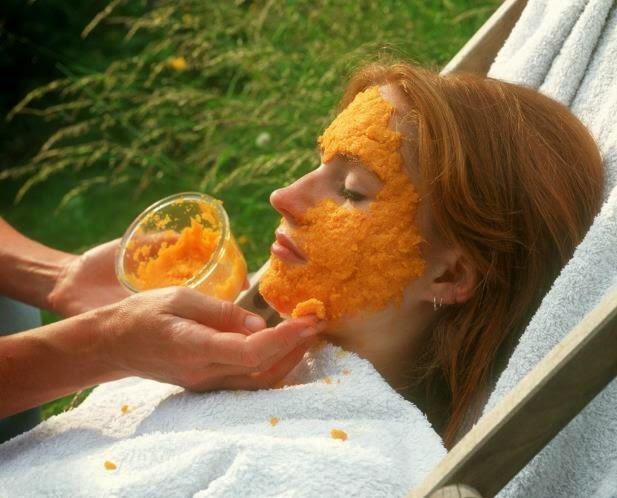 get rid of acne with carrot