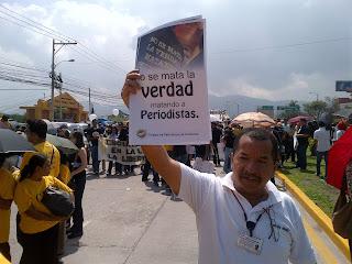 Colegio de Periodistas adhiere a Campaña por la Libertad de Expresión en Honduras