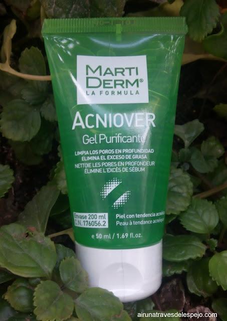 acniover gel purificante acne marti derm