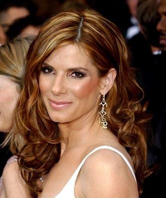 Sandra Bullock Hair