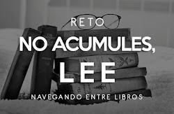 Reto #NoAcumulesLee