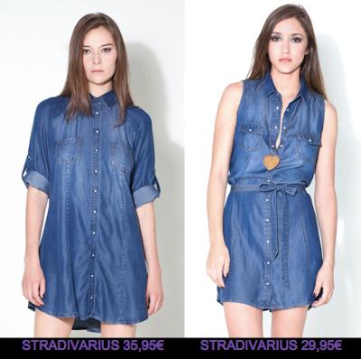Stradivarius vestidos