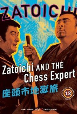 Zatoichi and the Chess Expert (1965)