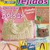 Revista: Cómo hacer bolsos en dos agujas / Magazine: How to knit bags