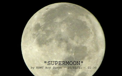 Video dan Gambar Supermoon 2011