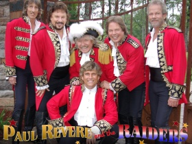 Paul Revere and the Raiders Branson Show