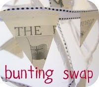 Bunting Swap