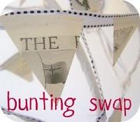 Bunting Swap