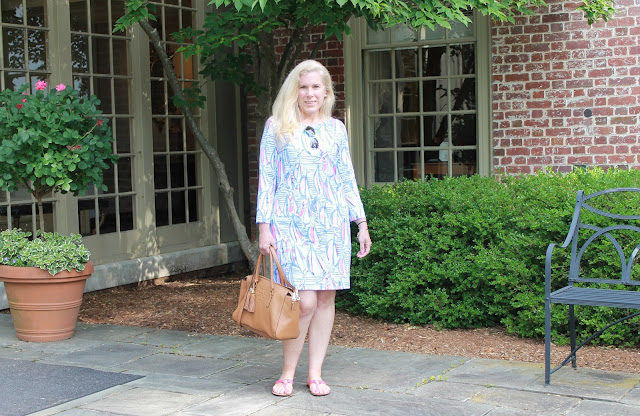 lilly pulitzer marlowe dress review red right return
