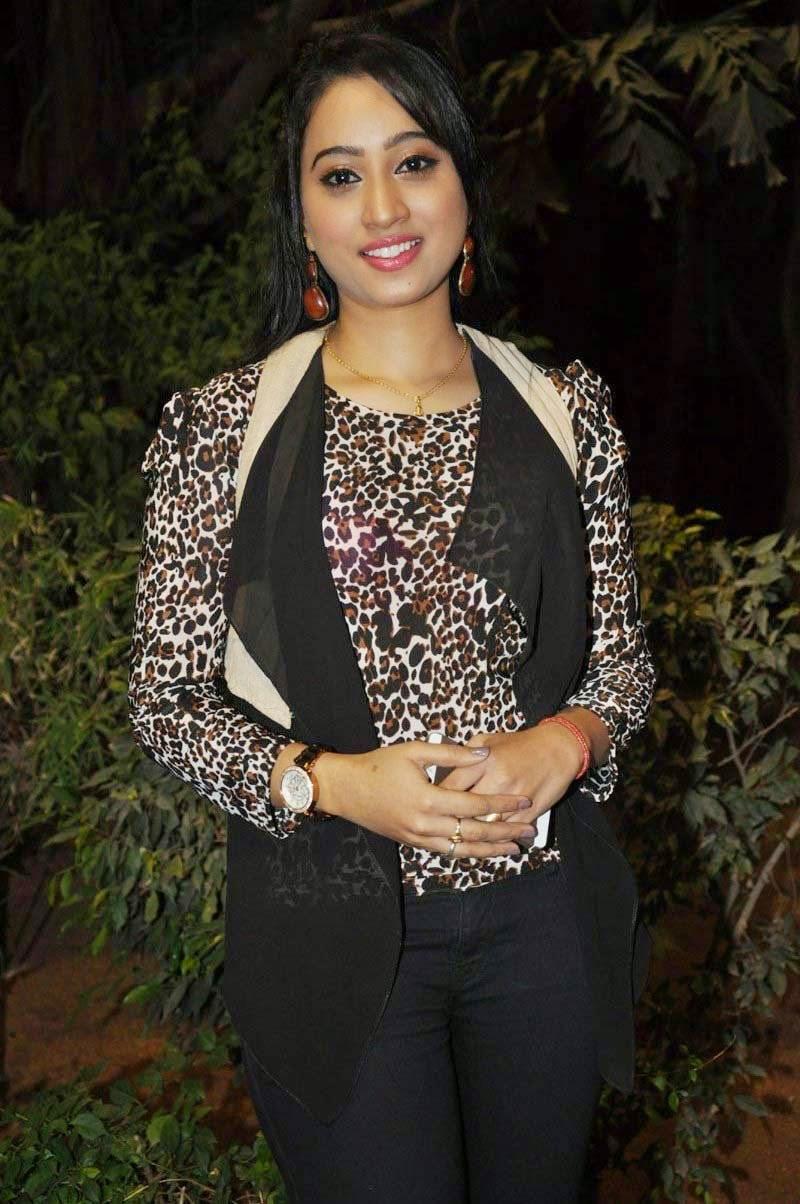 Anchor Ashwini Sharma Latest Cute Hot Black Dress Spicy Photos Gallery At Raghuvaran BTech Movie Audio Launch