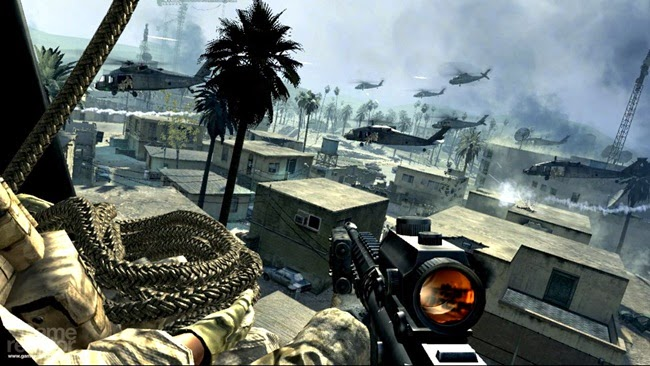 Call of Duty 4 Modern Warfare (1)