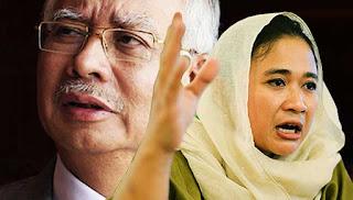 Kita tidak akan bawa UMNO ke dalam kubur -Anina