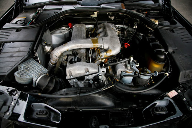 mercedes w140 diesel engine