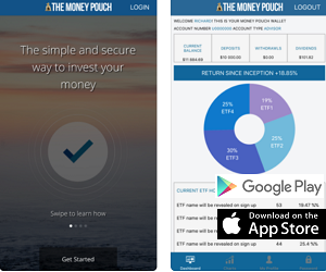 Finance App of the Month - The Money Pouch