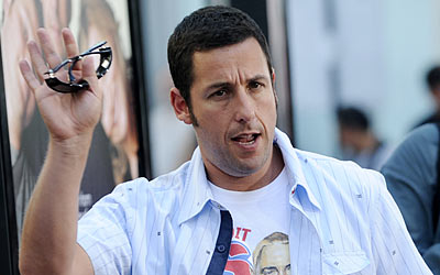a biography of adam sandler an american actor Adam sandler tops forbes' most overpaid actor list for the second year in a  row  a row, sandler tops our list of the most overpaid actors in hollywood   stiller's big 2013 movie, the secret life of walter mitty, did fine,.