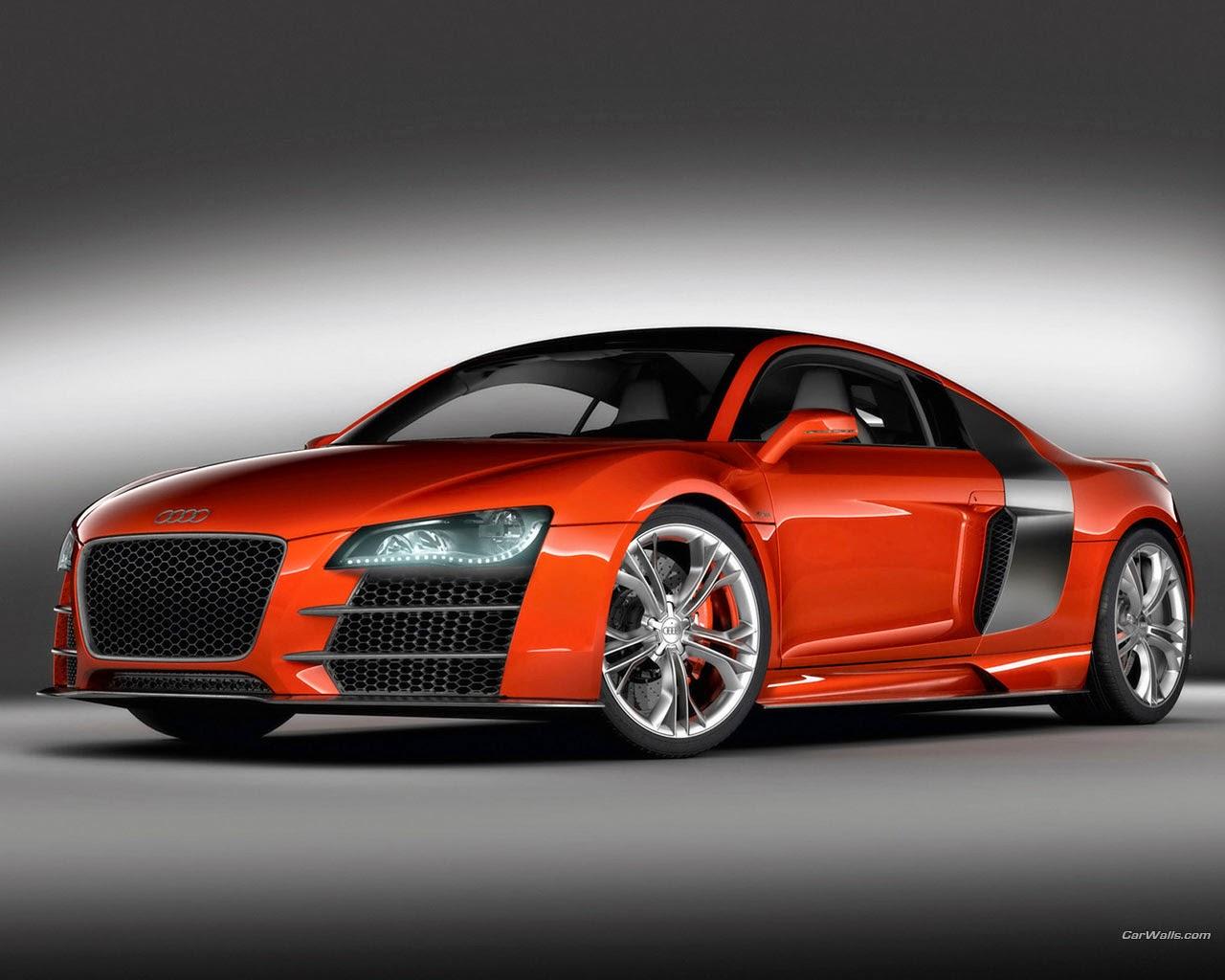 Audi R Wallpaper