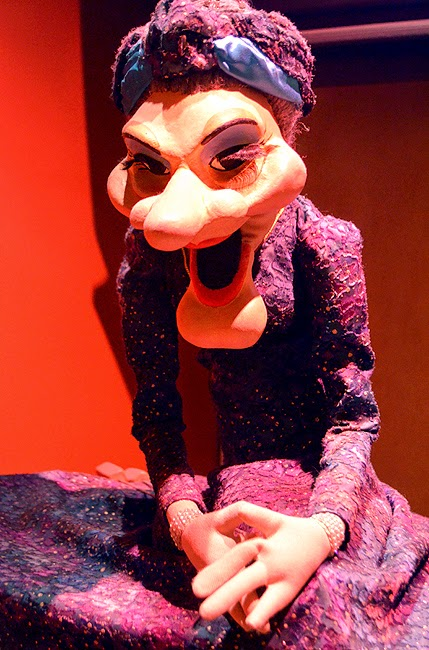 Madame, Center for Puppetry Arts